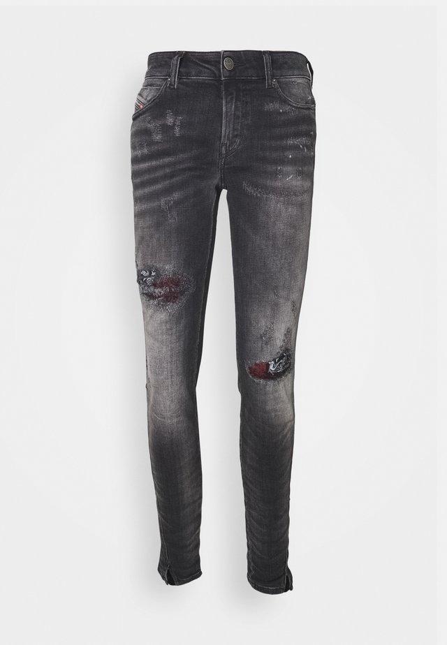 D-JEVEL-SP - Jeans Skinny Fit - washed black