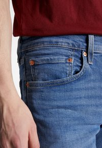Levi's® - SKINNY TAPER - Jeansy Skinny Fit - blue denim - 5