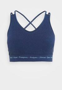 Yogasearcher - MATRIKA  - Light support sports bra - midnight - 4