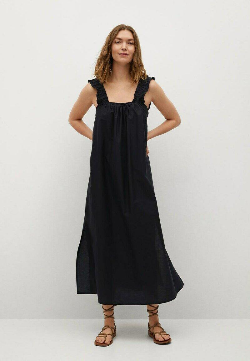 Mango - Day dress - noir