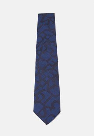 TEXTANT - Tie - blue