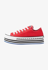 Converse - CHUCK TAYLOR ALL STAR LIFT ARCHIVAL  - Joggesko - university red/white/black - 1