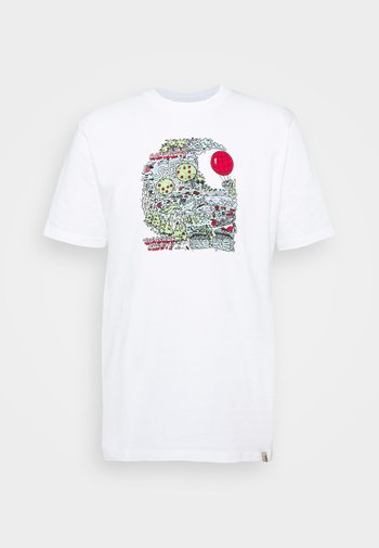 TREASURE - Print T-shirt - white