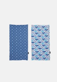 Maximo - KIDS MULTIFUNKTIONSTUCH 2 PACK UNISEX - Snood - blue/grey - 1