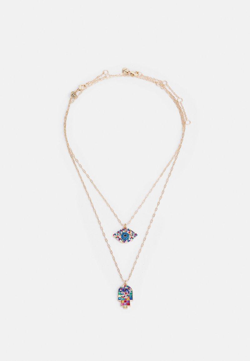 ALDO - SUTJESKA SET - Necklace - gold-coloured