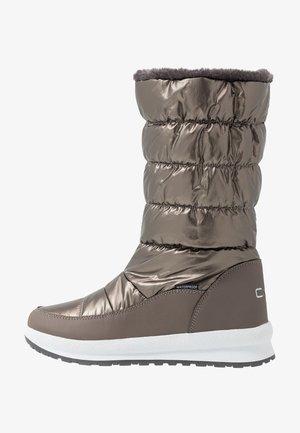 HOLSE WP - Vinterstøvler - bronzo
