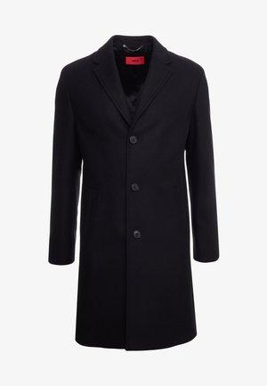 MALTE - Wollmantel/klassischer Mantel - black