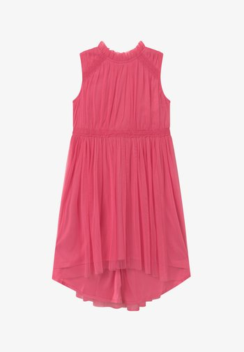 Cocktail dress / Party dress - confetti pink