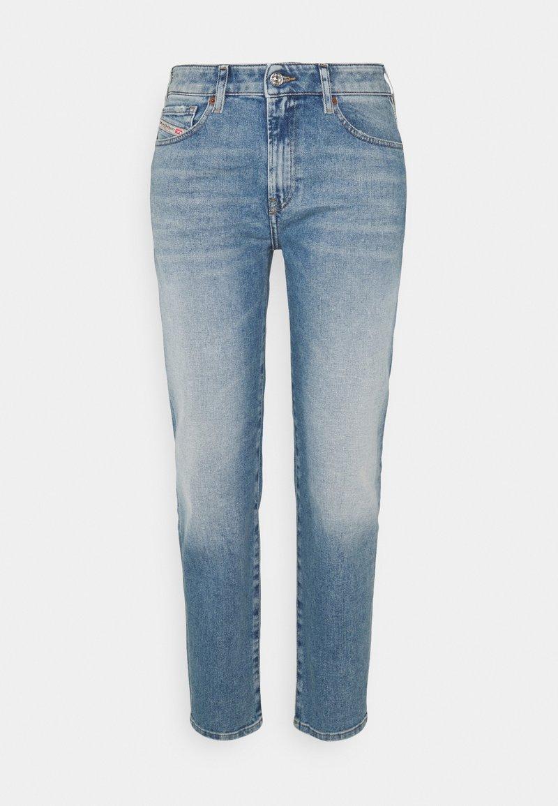 Diesel - D-JOY - Straight leg jeans - denim blue