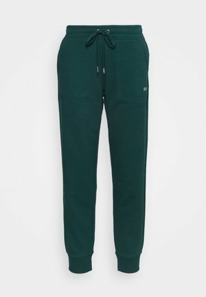 LOGO JOGGER - Pantalon de survêtement - basil