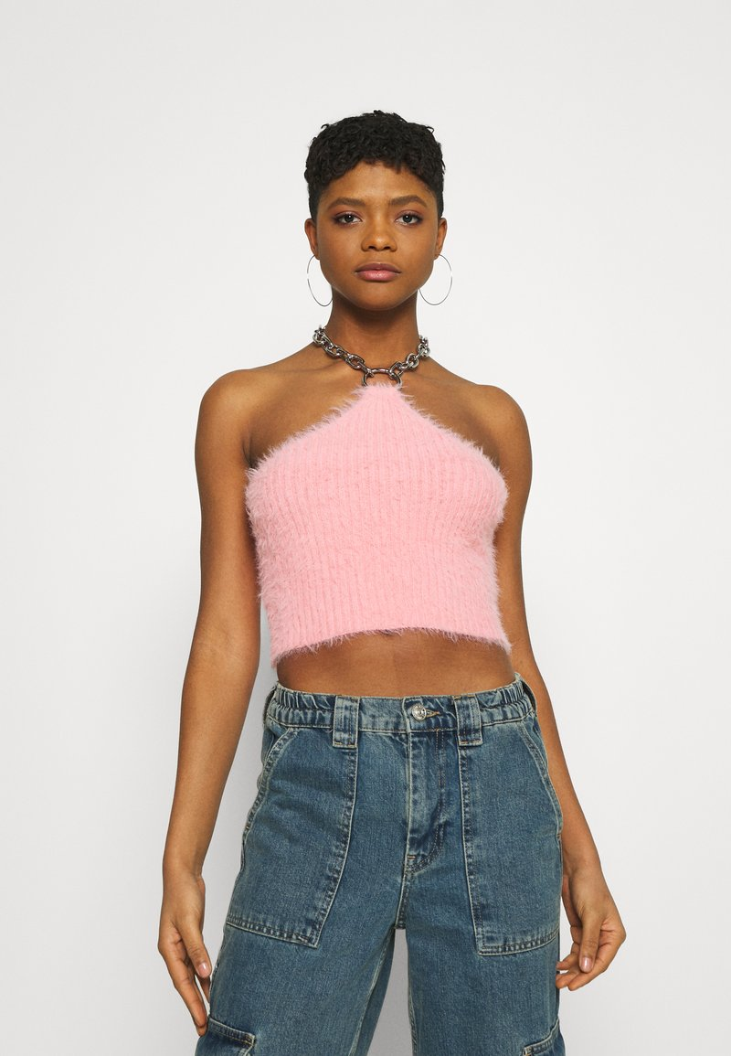 The Ragged Priest - LINKED - Top - pink