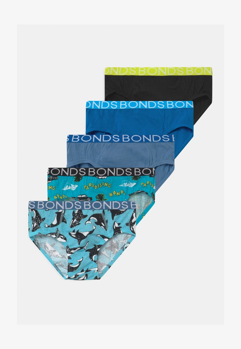 Bonds - 5 PACK - Kalhotky - multi-coloured