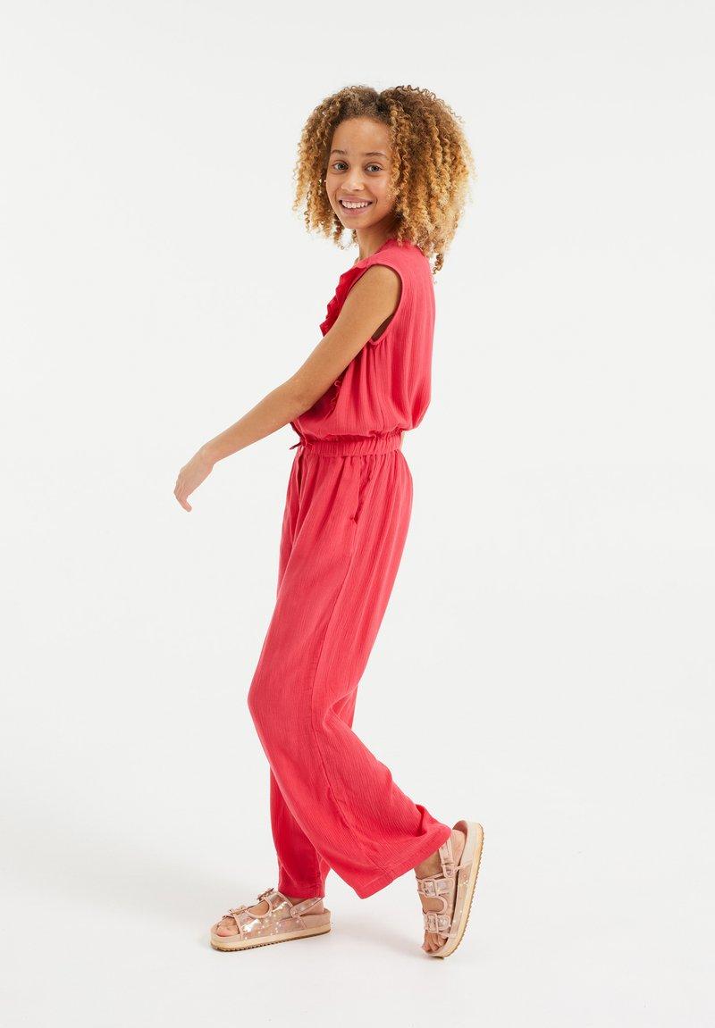 WE Fashion - Tuta jumpsuit - pink