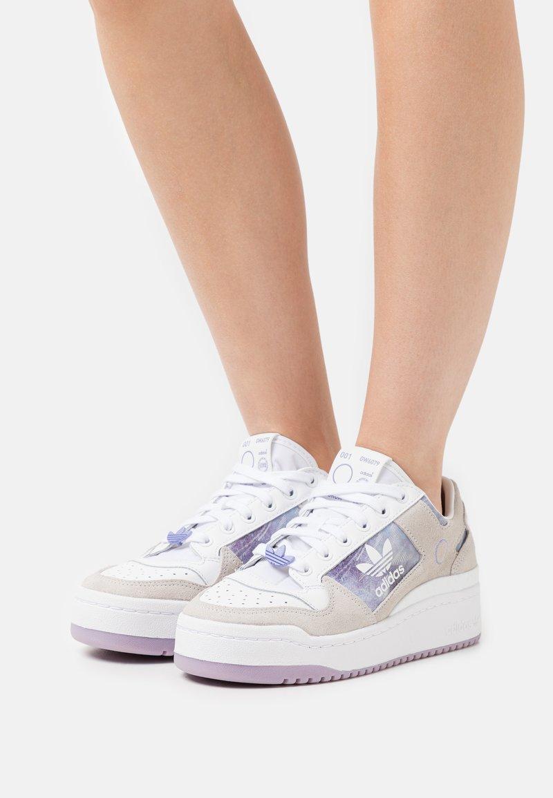 adidas Originals - FORUM BOLD  - Joggesko - white