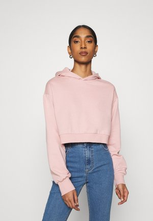 Jersey con capucha - pink