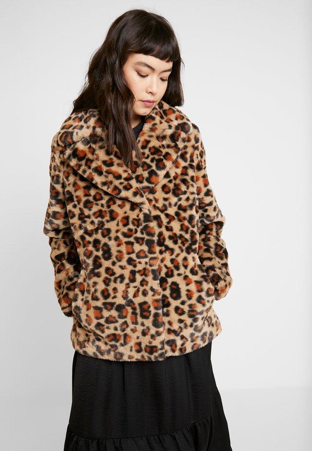 ROSEMARY - Winter coat - brown