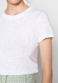 American Vintage - SONOMA - Basic T-shirt - blanc - 6