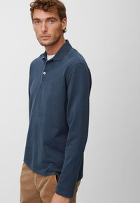 Marc O'Polo - Polo shirt - dark blue - 3