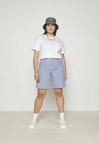 Ellesse - MADELENA - Print T-shirt - white - 4