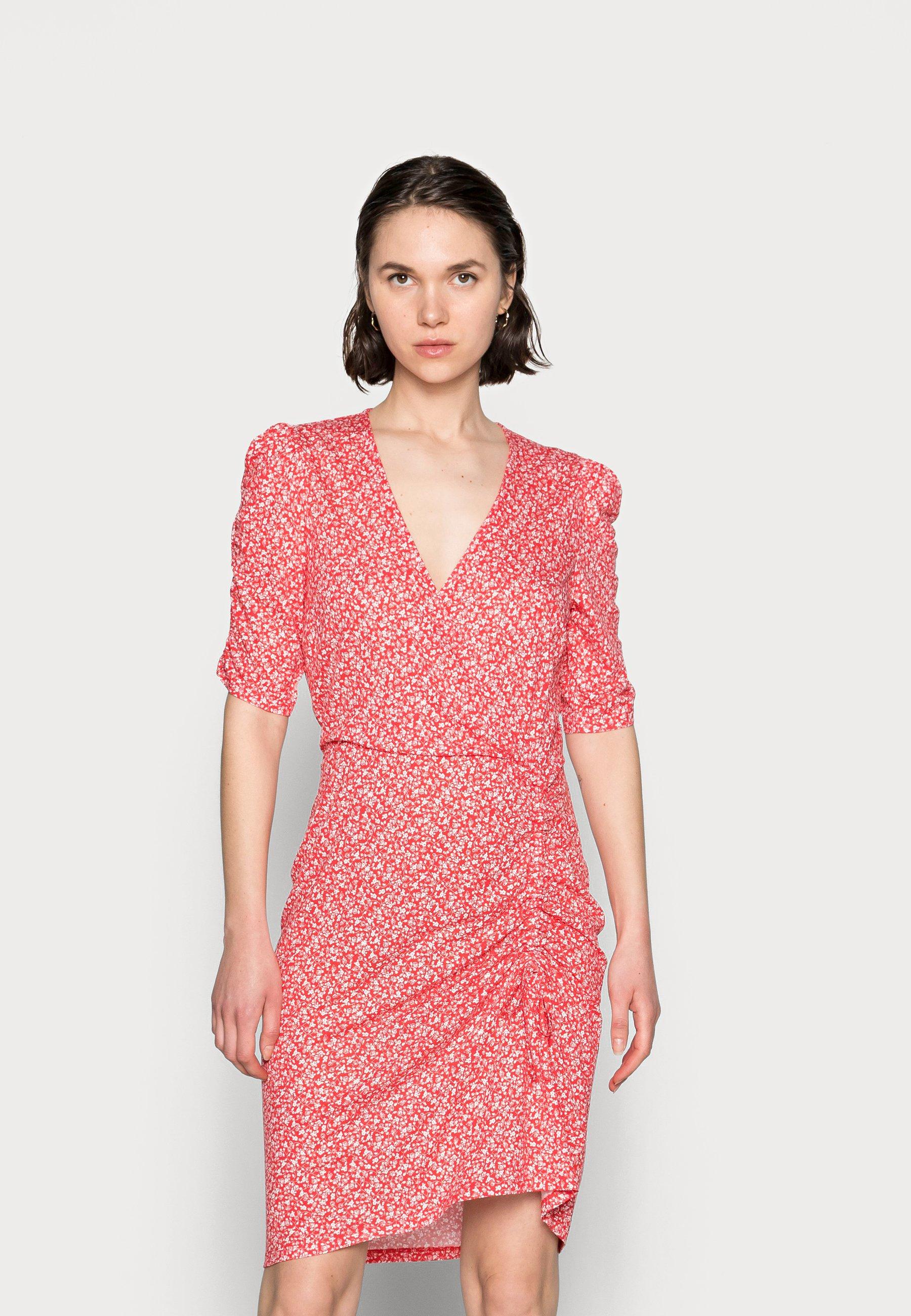 Women DRESS HEATHER - Jersey dress