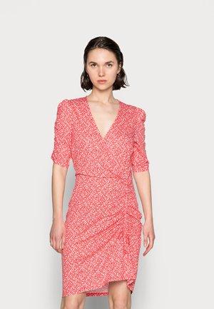 DRESS HEATHER - Vestido ligero - red