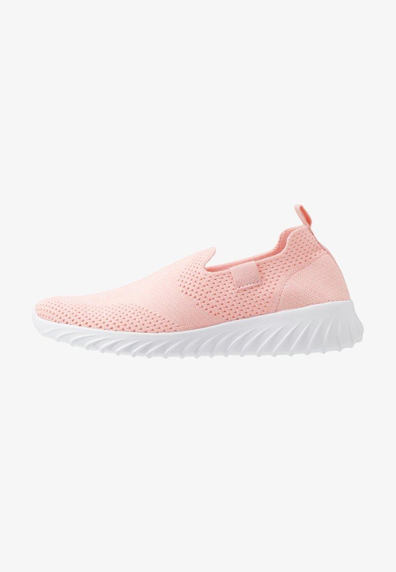 Kappa - CORK - Sports shoes - rosé/white