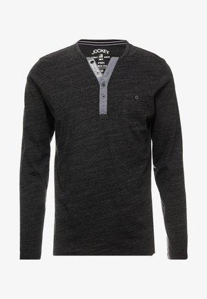 LONGSLEEVE - Pyjama top - black