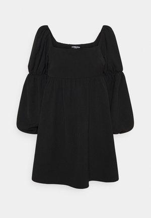 BIANCA DRESS - Vapaa-ajan mekko - black