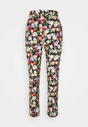 WOMENS TROUSERS - Kalhoty - multi-coloured
