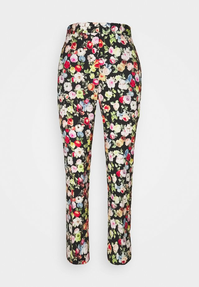WOMENS TROUSERS - Pantalon classique - multi-coloured