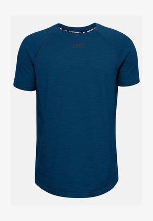 Basic T-shirt - graphite blue