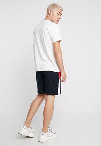 Brave Soul - CULLEN - Shorts - navy/red/white - 2