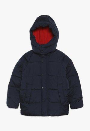 BOY WARMEST - Zimní bunda - tapestry navy