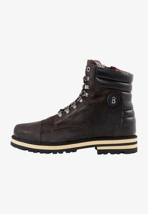 COURCHEVEL - Winter boots - dunkelbraun