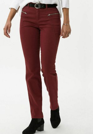 STYLE SHAKIRA - Trousers - rosewood