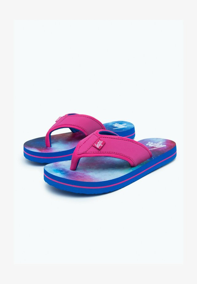 SPACEY - Pool shoes - pink