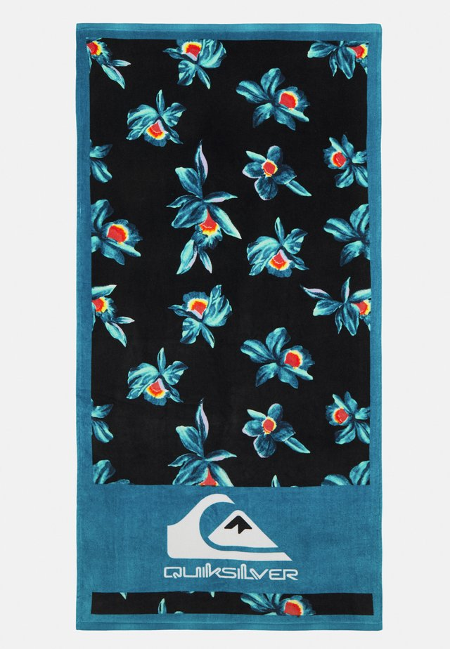 FRESHNESS TOWEL - Beach towel - fjord blue