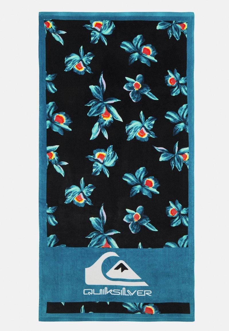 Quiksilver - FRESHNESS TOWEL - Beach towel - fjord blue