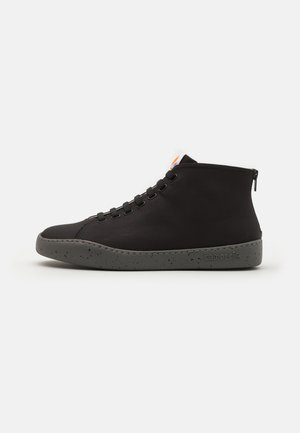 PEU TOURING - Sneakers alte - black