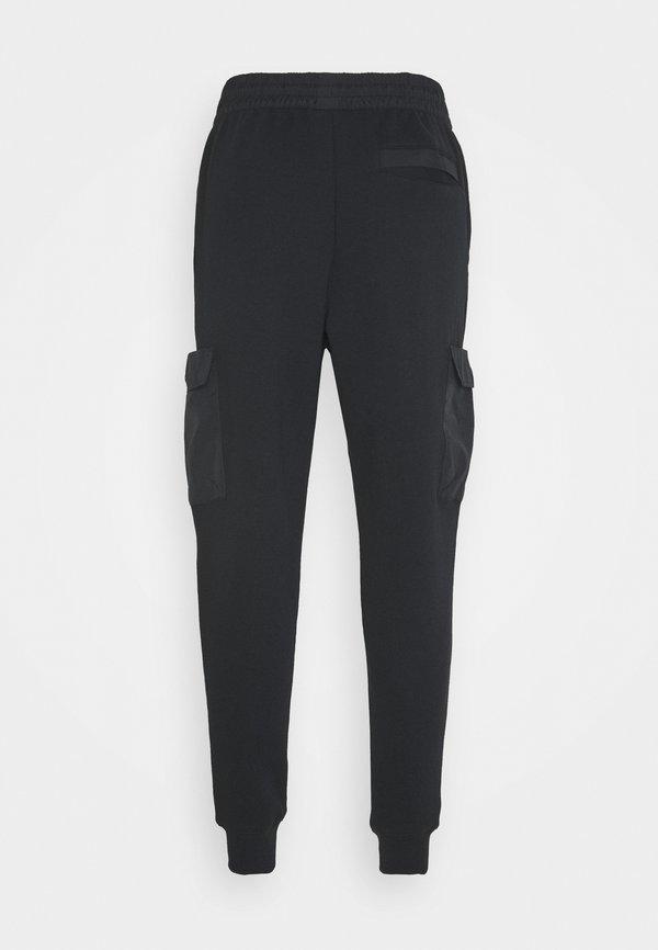 New Balance ATHLETICS TERRAIN PANT - Spodnie treningowe - black/czarny Odzież Męska VCHY