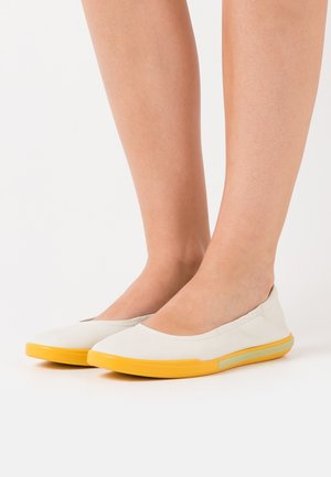SIMPIL - Ballet pumps - shadow white cirrus