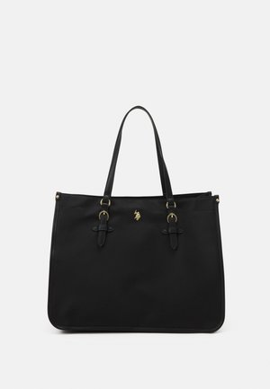 HOUSTON - Shopper - black