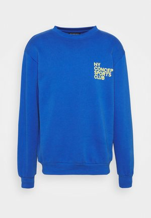 BALANCE UNISEX - Sweatshirt - blue