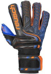 Reusch - Gloves - blck/shock orange/deep b - 1