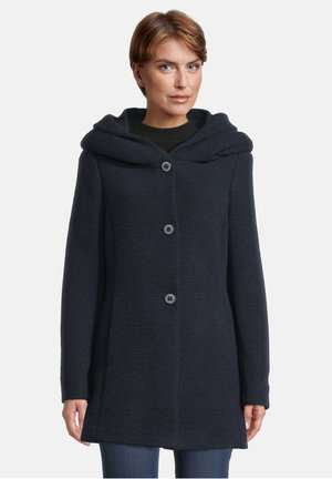 Short coat - mittelblau