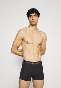 Polo Ralph Lauren - 3 PACK - Pants - black - 2