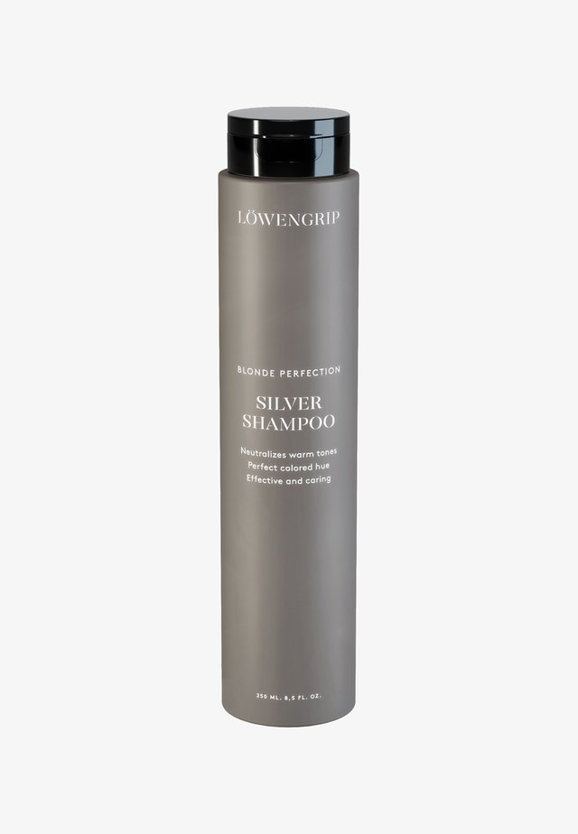 BLONDE PERFECTION - SILVER SHAMPOO 250ML - Schampo - -