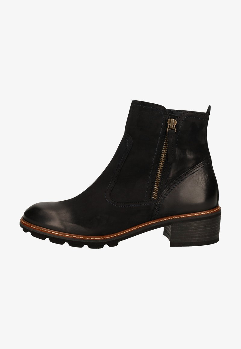 Paul Green - Classic ankle boots - blau 027