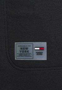 Tommy Jeans Plus - PLUS COLORBLOCK CAMO HOODIE - Sweatshirt - black - 2