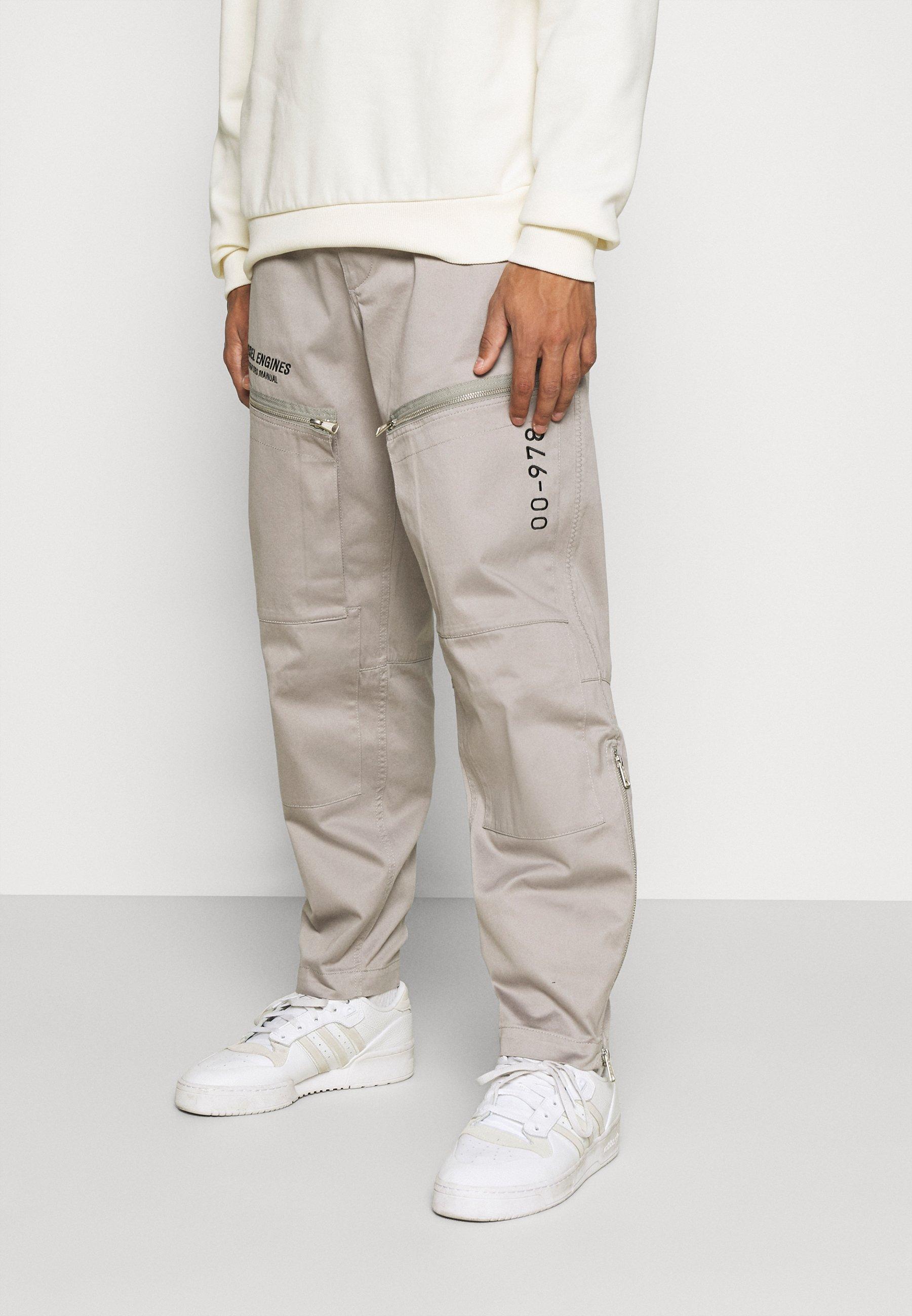 Men P-AMBRIDGE-A - Cargo trousers